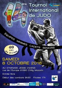 14 ème tournoi du JCCMM registration